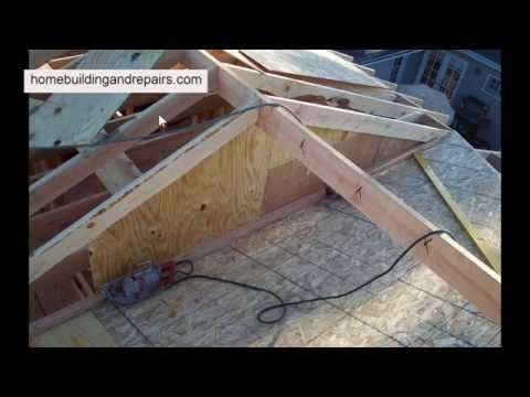 Roofs Built Over Roof Sheathing Might Require Ventilation - New Construction And Home Additions