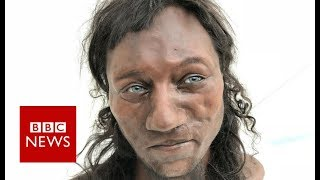 Cheddar Man: DNA shows early Briton had dark skin - BBC News