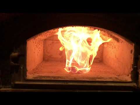 Fun with a masonry heater.