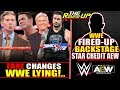 WWE LYING ABOUT MAJOR NEW ROLE Fake Change Stars FIRED UP Backstage Due To AEW The Round Up