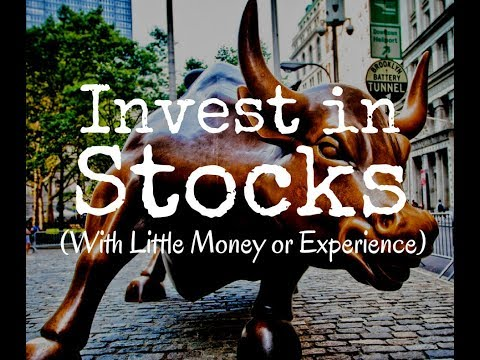 How to start trading stocks online with little money