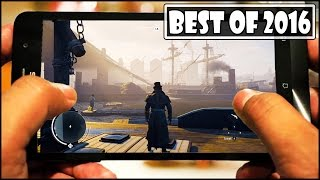 Best Of 2016    Top 10 Best High Graphics Games for Android & iOS in 2016/2017    Gamerzed Tv