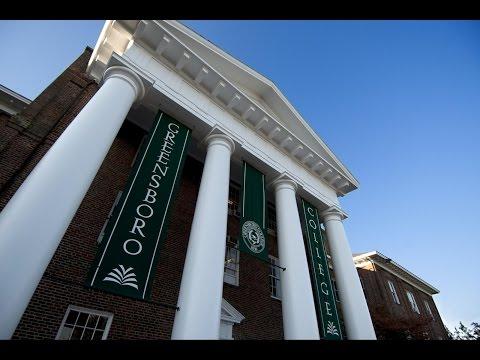 Greensboro College Live Stream