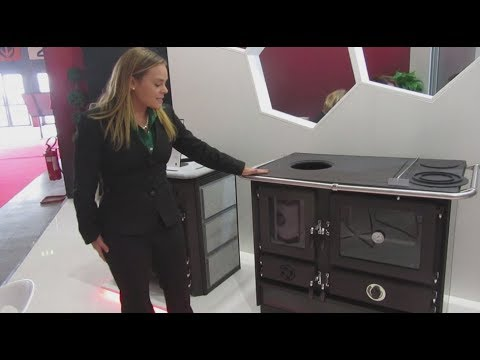 Obadiah's: The MBS Magnum Wood Cookstove Overview (Progetto Fuoco Verona 2018)