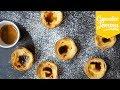 How to Make Pastéis de Nata AKA Portuguese Custard Tarts | Cupcake Jemma