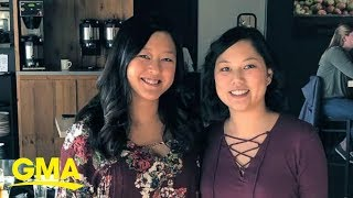 Women born in South Korea learn they're sisters   GMA Digital