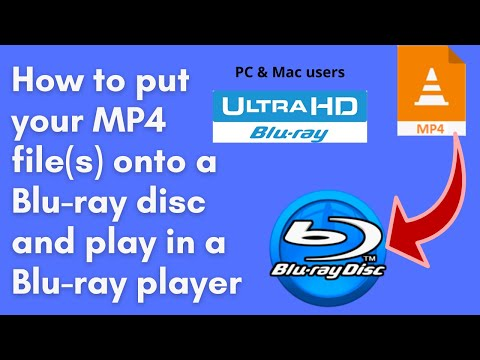 How to convert MP4 to Blu-Ray (and burn to disc!)