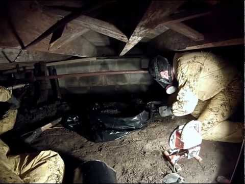 Crawl Space Sewage Cleanup in Moyock, NC Camden, NC Currituck, NC Elizabeth City, NC