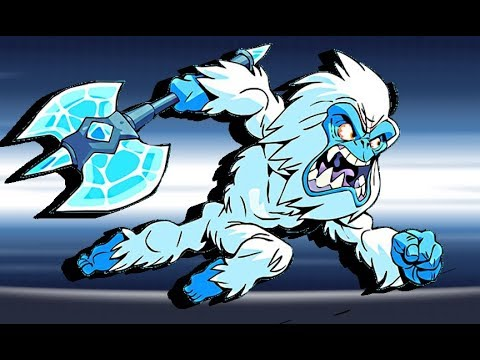 TEROS ► So Much POWER! • Brawlhalla Diamond 1v1 Gameplay
