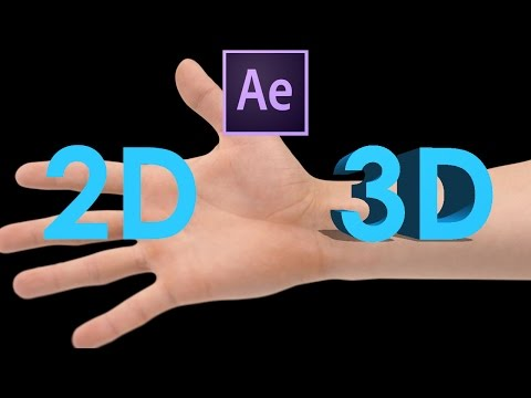 Make 3D from 2D Photos   After Effects