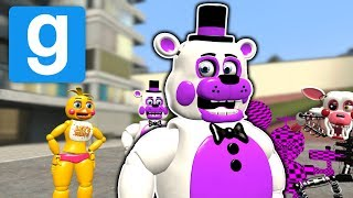 THE AMAZING FNAF 2 PILL PACK IN Gmod #2 Gmod Five Nights at