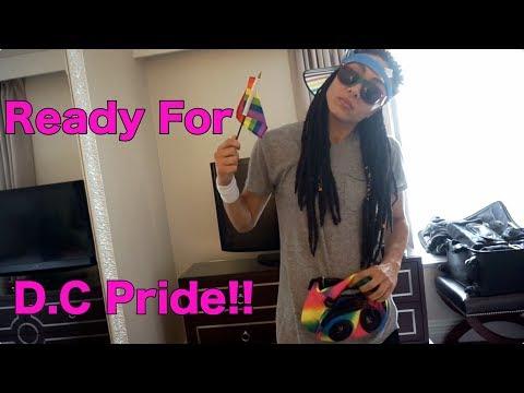 The DMV is LIT!!! (D.C Pride part 1)