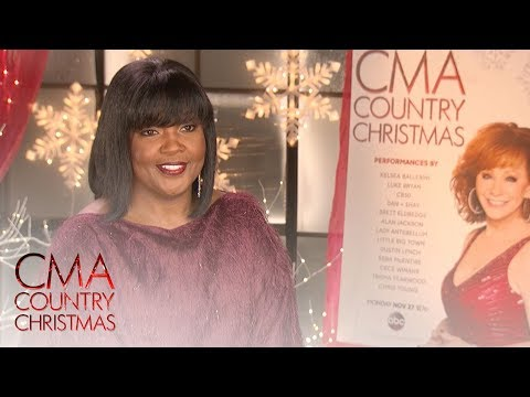 CMA Country Christmas: Quick Takes with CeCe Winans | CMA