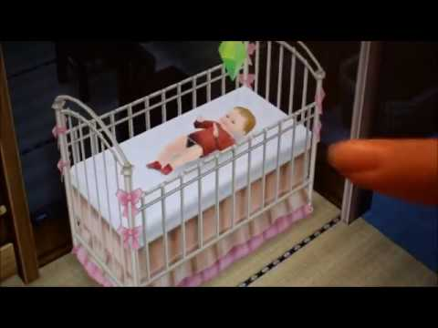 Sims Freeplay - How to Turn Your Baby Into A Toddler - Tutorial