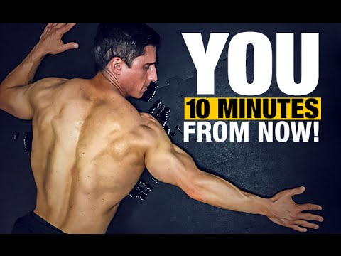 100 Pushups in 10 Minutes (WARNING: NOT EASY!)