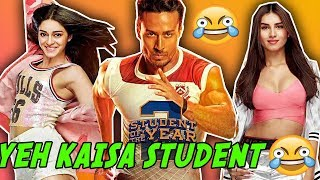 Download Student of the year 2 Is Trash 😂😂 | Student of the year 2 Trailer Roast | Common RaJ reacts ep -01 Video