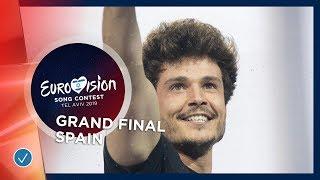 Spain - LIVE - Miki - La Venda - Grand Final - Eurovision 2019