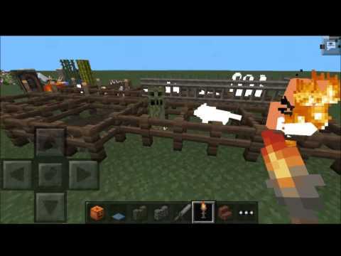Pixel HD Minecraft Pocket Edition Texture Pack
