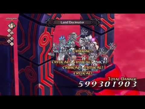 Spoilers! Disgaea 5 Carnage Questline End Boss Clear (10m Base) Sage [Underpower'd Run]