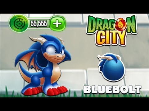 Dragon City - Sonic the Hedgehog