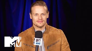 'Would You Rather?' w/ Sam Heughan from Outlander On Starz | MTV News