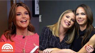Bush Sisters Reveal Twin Secrets   Six-Minute Marathon   TODAY Originals