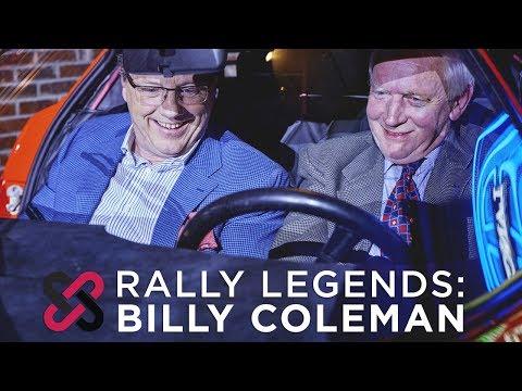 Team Ireland Rally Legends | Billy Coleman