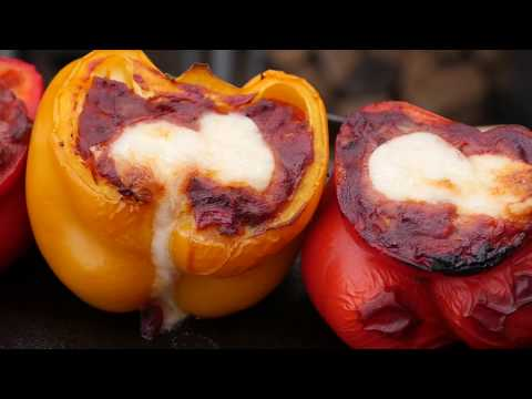 Bacon Stuffed Bell Peppers