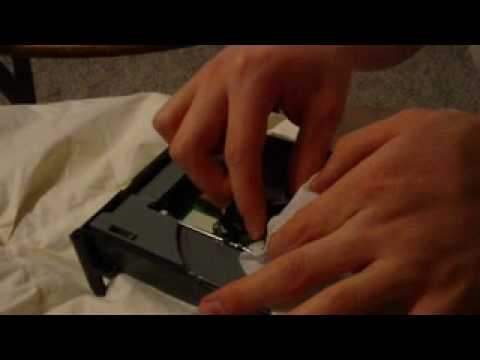 How To Fix The Xbox 360 Disc Drive Grinding Noise