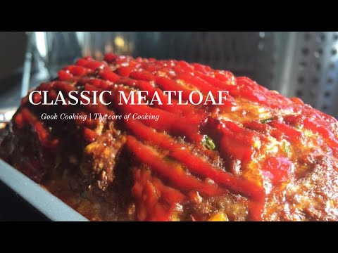 How to make Meatloaf