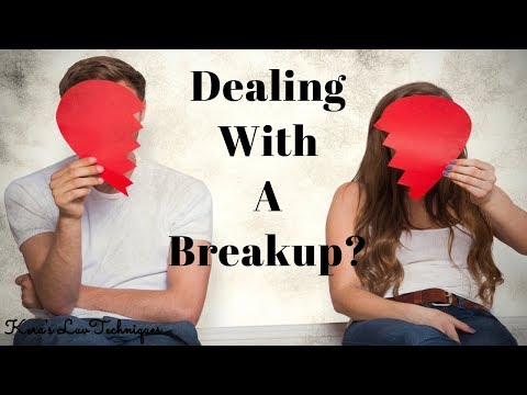 How To Deal With A Break Up: Relationship Tips