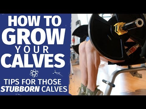How To Get BIGGER Calves | Tips To Grow Your Stubborn Calves | Activate Your Calves