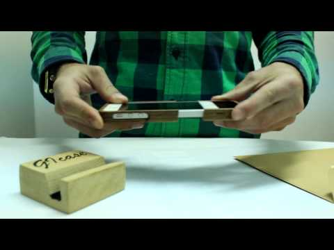Gicase - custom wood bamboo case for Apple iPhone 6 Plus, iPhone 6, iPhone 5,5s , iPhone 5c