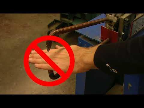 Spot Welder Safety And Proper Operation