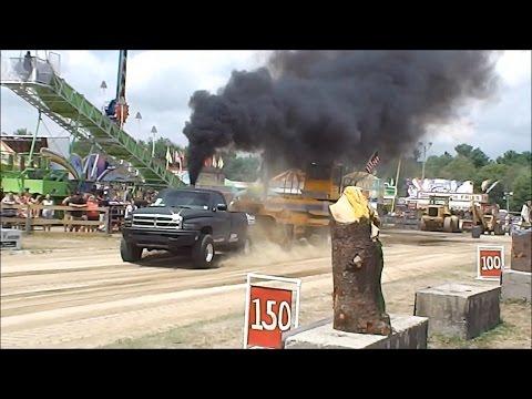 Diesel Truck Pulls