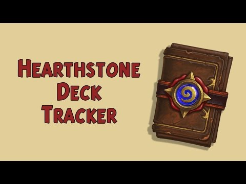 Hearthstone deck tracker Présentation et explication FR