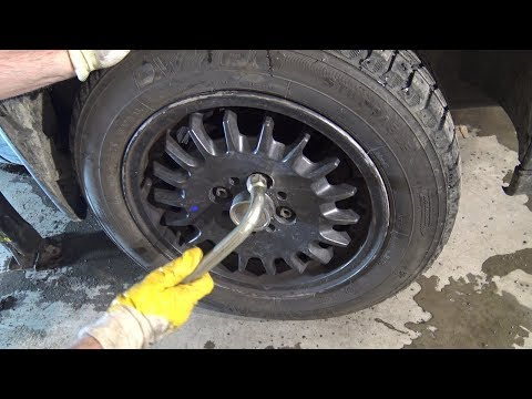 How to replace wheel Volkswagen Golf or Jetta. Years 1995 to 2018