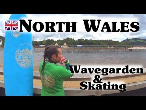 NORTH WALES I Wavegarden Surf Snowdonia & Skating in Conwy/Llandudno I #37