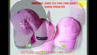 chuyên sản xuất nón kết, nón du lịch, nón thời trang, nón lưỡi trai, mũ cáp, mũ vành