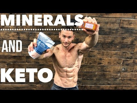 Top 3 Minerals for Fasting & a Low Carb Keto Diet
