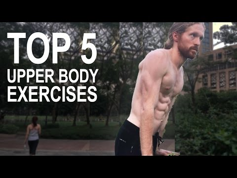 Top 5 Parkour Upper Body Exercises