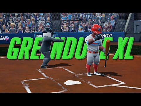 Super Impossible Baseball.