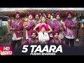 5 Taara  | Hip Hop Bhangra Fusion | Diljit Dosanjh | Urban Singh Crew | Speed Records
