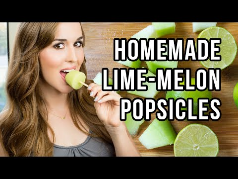 How To Make Homemade Popsicles -- PLUS DIY Popsicle Molds!