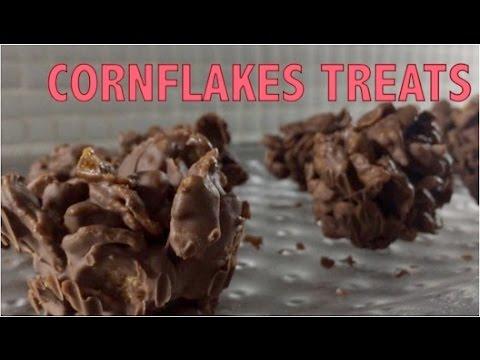 MADDIE COOKS - Cornflakes Chocolate Treats