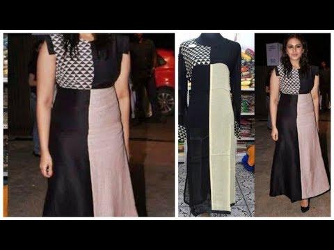 Latest Kurti /Kurta Trendy  Outfit Made Easy (DIY)