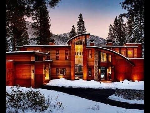 Amazing Homes  -  exterior and interior