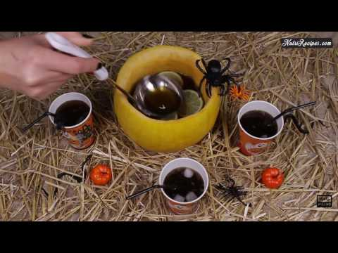 Halloween Party Bowl (alcohol free)