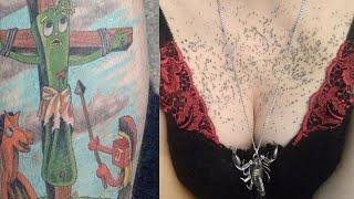 Worlds Worst Tattoos! #77