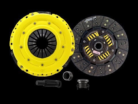 How-To Subaru WRX Clutch and Flywheel install (engine left in)